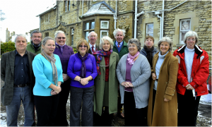 The people of the Trust